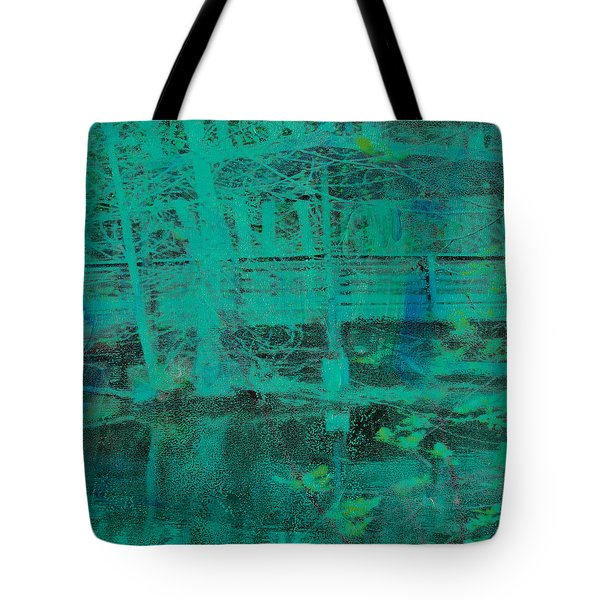 Water #10 Tote Bag