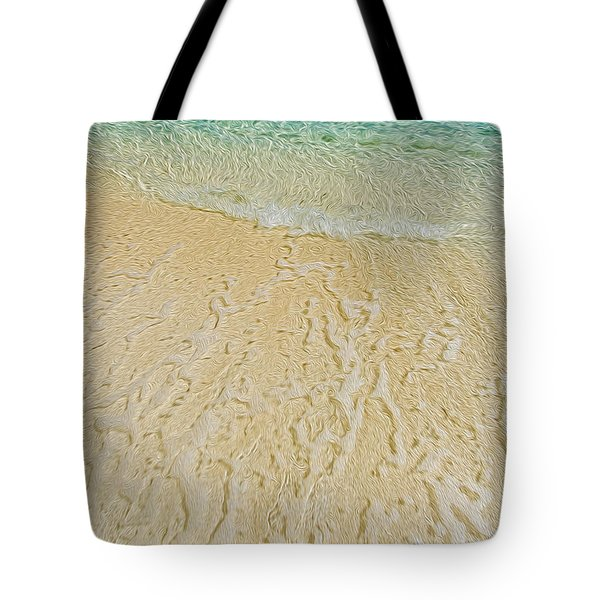 Water Abstract 1 Tote Bag