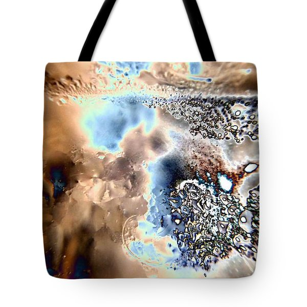 Water Abstract 9 Tote Bag