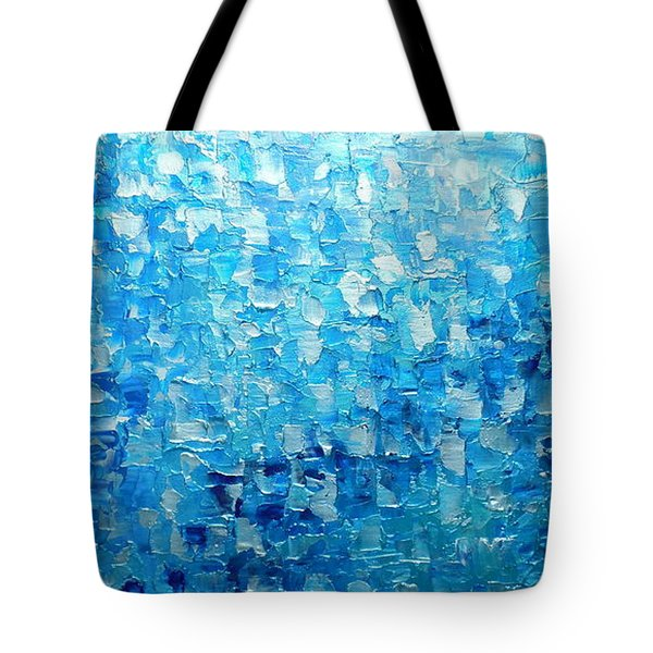 Water And Light 2016 Tote Bag