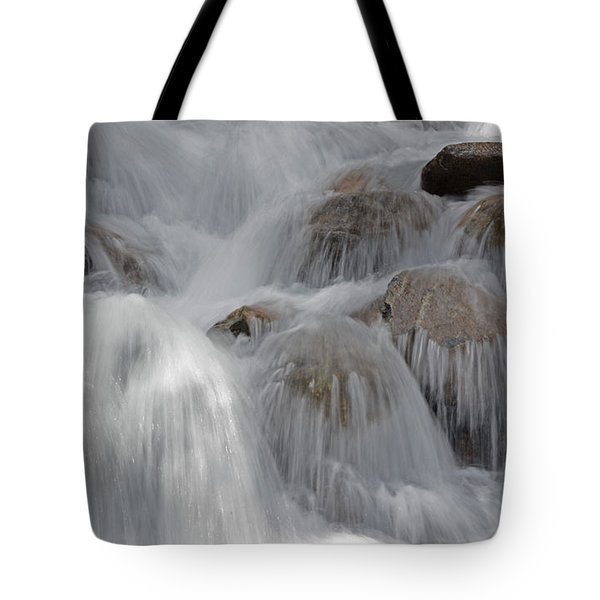 Water And Stone- Dance Of The Elements Tote Bag