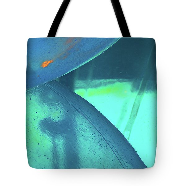 Water Ball Tote Bag