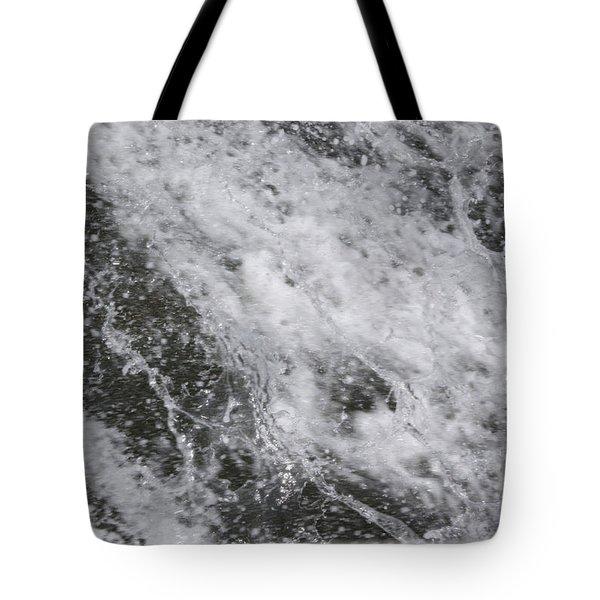 Water Bed Tote Bag