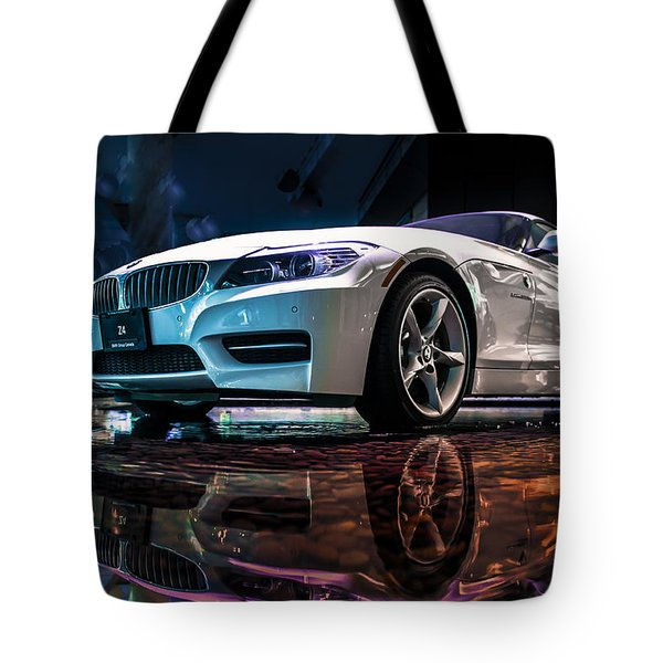Water Borne Tote Bag