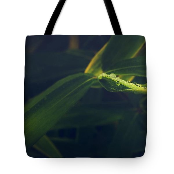 Water Catcher Tote Bag
