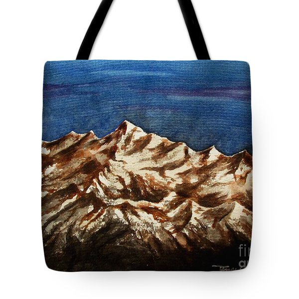 Water Color-6 Tote Bag