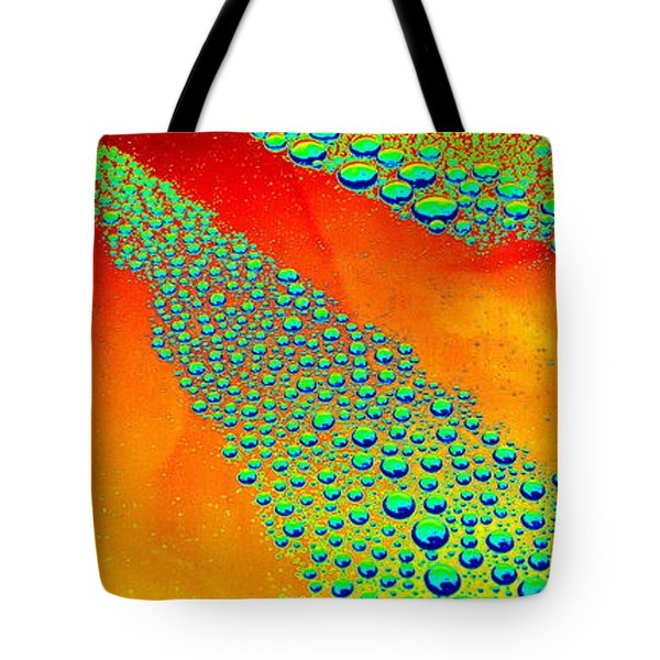Water Color Tote Bag