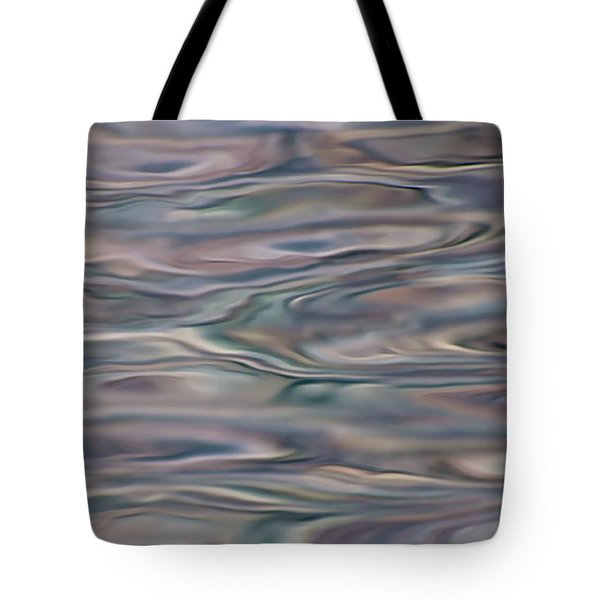 Tote Bag featuring the photograph Water Dream - Abstract by Britt Runyon