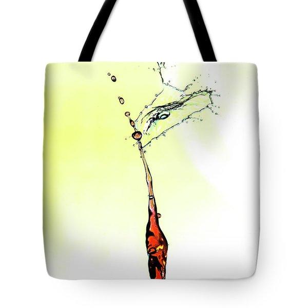 Water Drop #6 Tote Bag