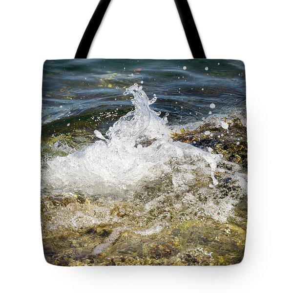 Water Elemental Tote Bag