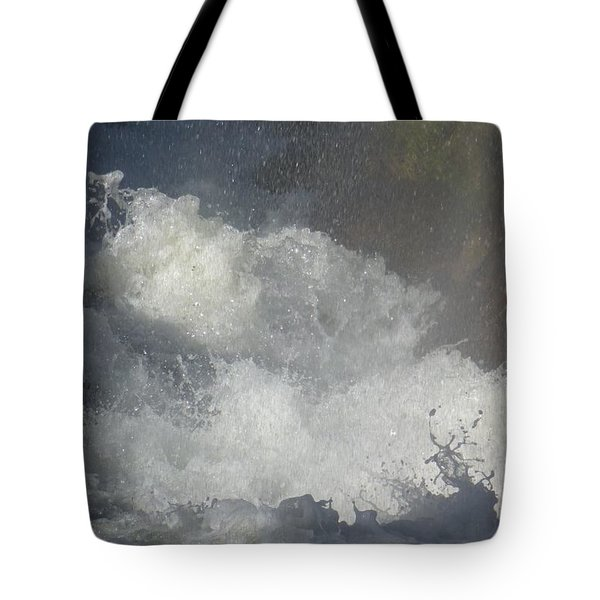Water Fury 2 Tote Bag