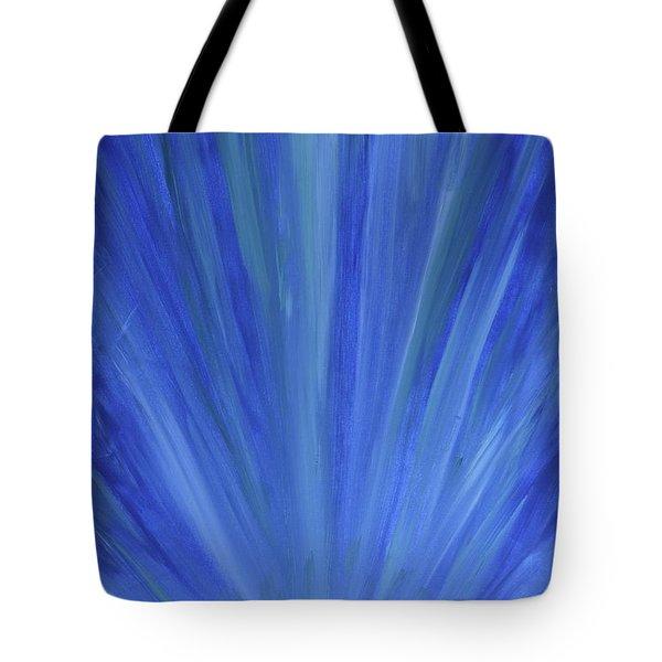 Water Light Tote Bag