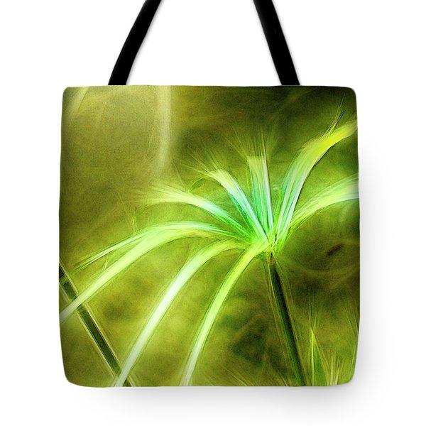 Water Plants Tote Bag