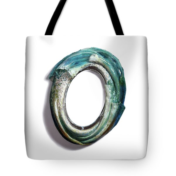 Water Ring I Tote Bag