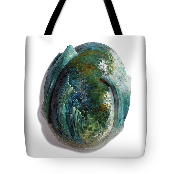 Water Ring II Tote Bag