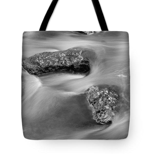 Water Tote Bag by Scott Meyer