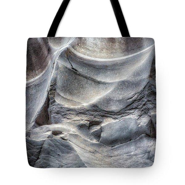 Water Sculpting Rock Art By Kaylyn Franks  Tote Bag