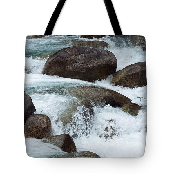 Water Spirits I Tote Bag