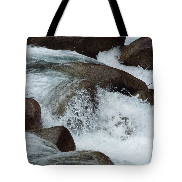 Water Spirits II Tote Bag