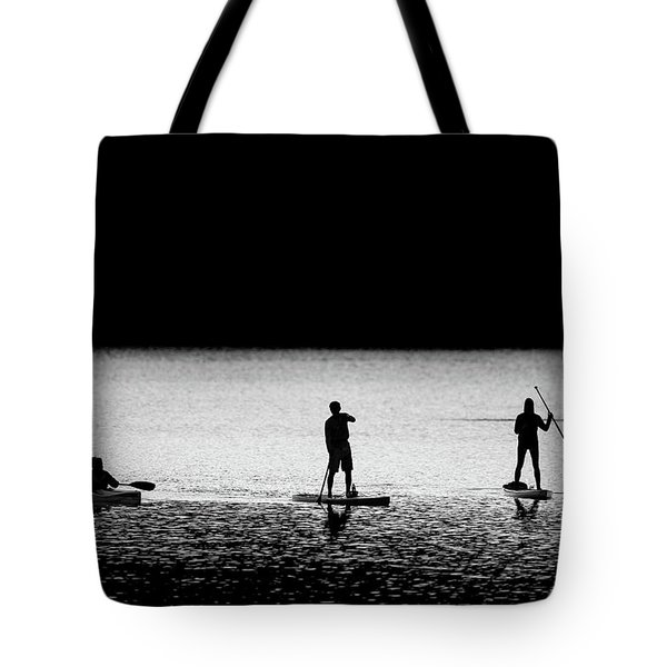Water Sports Tote Bag