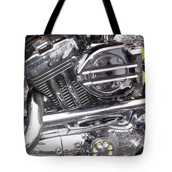 Tote Bag featuring the photograph Water Spots by John Schneider
