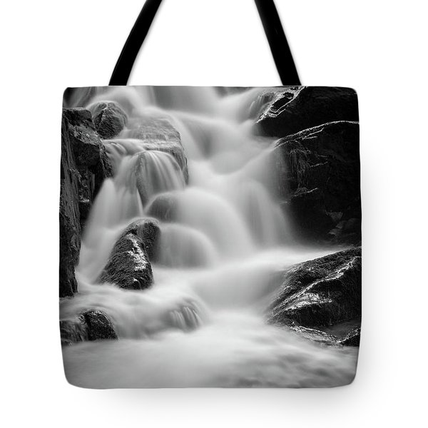 water stair in Ilsetal, Harz Tote Bag