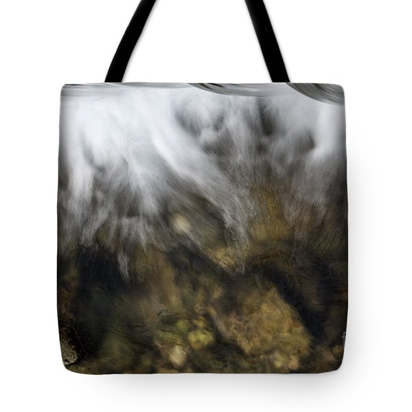 Tote Bag featuring the photograph Water Symposium by Yuri Santin