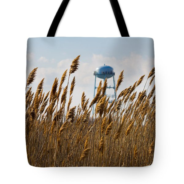 Water Tower Tote Bag