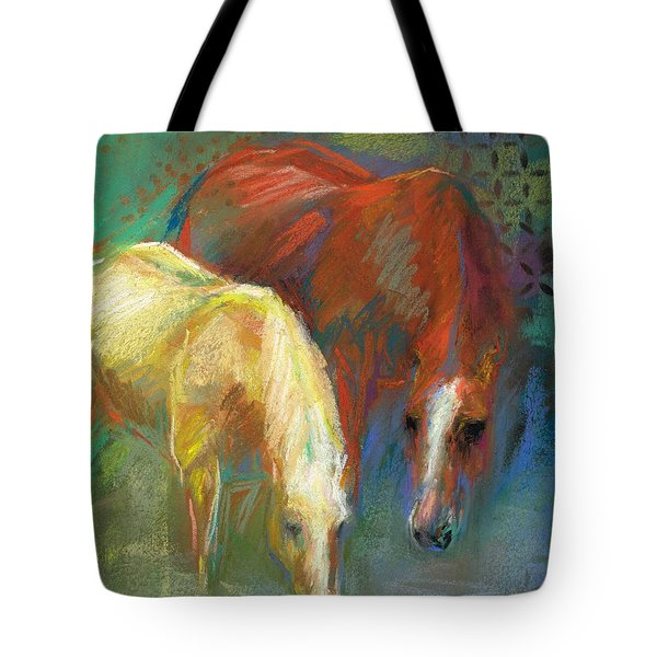 Waterbreak Tote Bag by Frances Marino