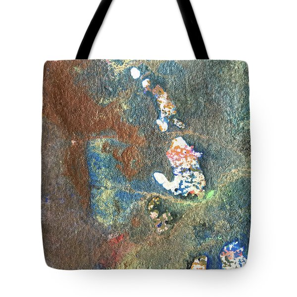 Waterburst Tote Bag