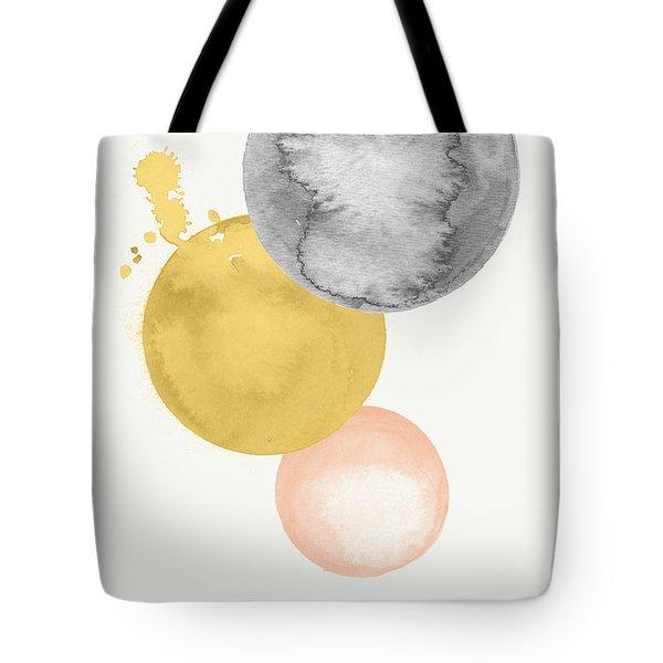 Watercolor Abstract #4 Tote Bag