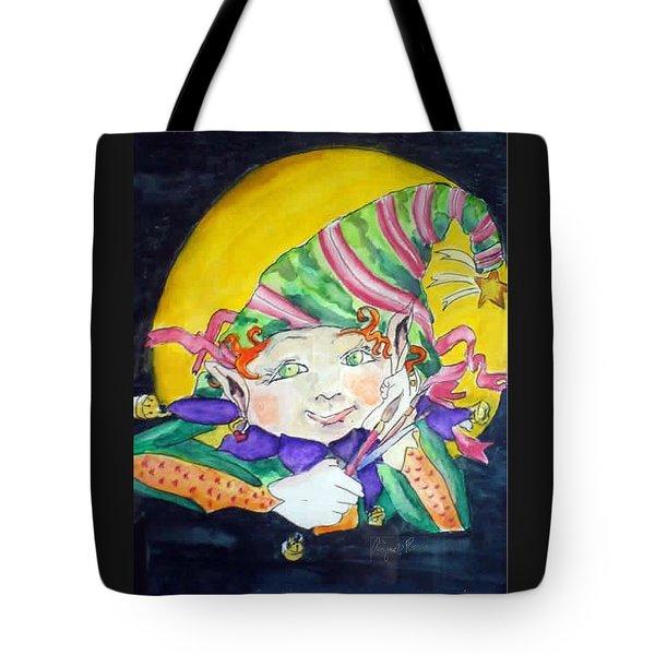 Elfin Artist Tote Bag