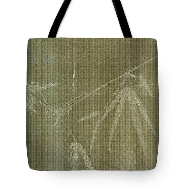 Watercolor Bamboo 01 Tote Bag