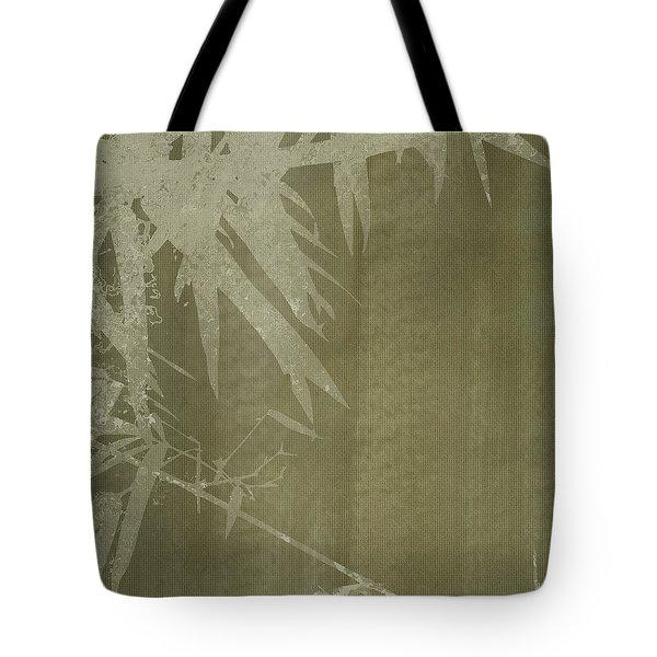 Watercolor Bamboo 02 Tote Bag