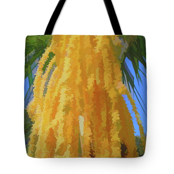 Tote Bag featuring the photograph Watercolor Cascading Seed Pod by Aimee L Maher Photography and Art Visit ALMGallerydotcom