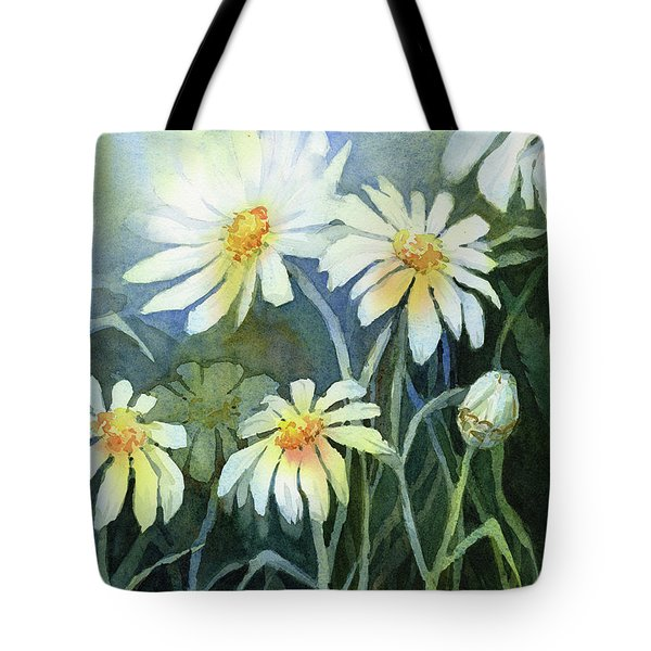 Daisies Flowers  Tote Bag