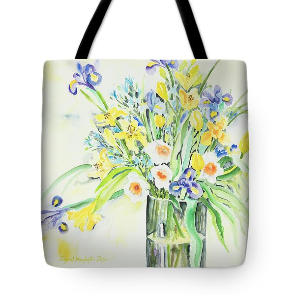 Watercolor Series 143 Tote Bag