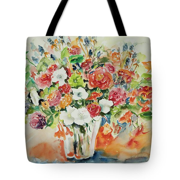Watercolor Series 23 Tote Bag