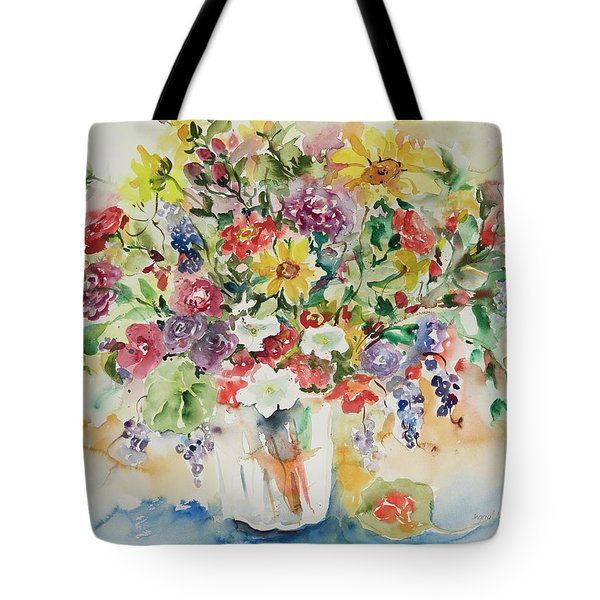 Watercolor Series 33 Tote Bag