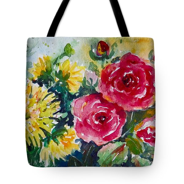 Watercolor Series No. 212 Tote Bag