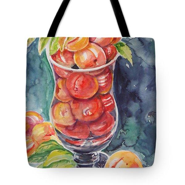 Watercolor Series No. 214 Tote Bag