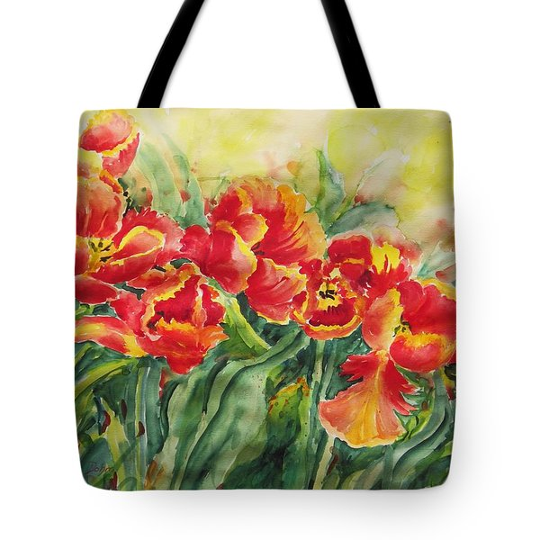 Watercolor Series No. 241 Tote Bag