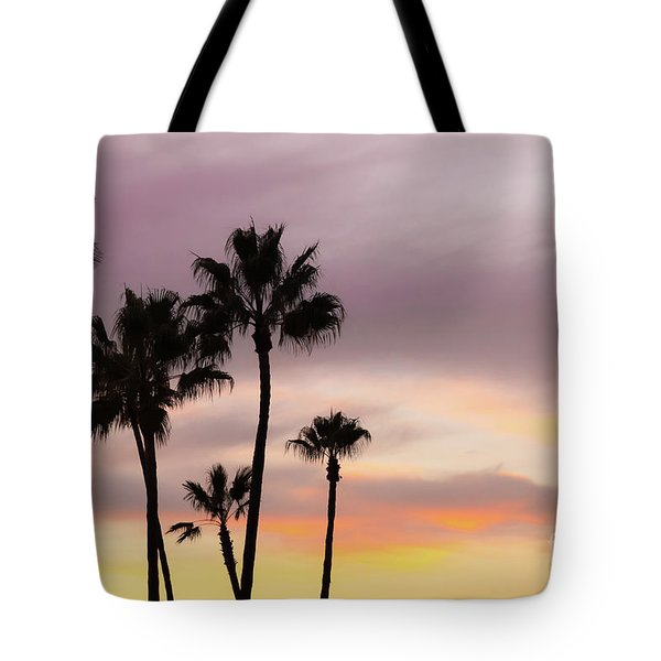 Tote Bag featuring the photograph Watercolor Sky by Ana V Ramirez
