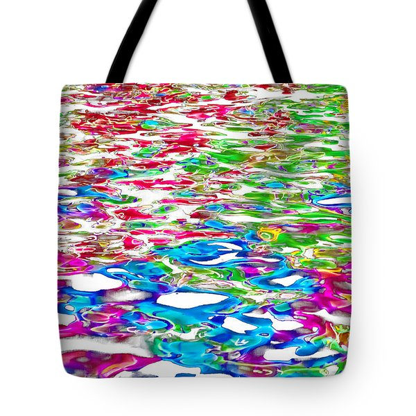 Watercolors Tote Bag