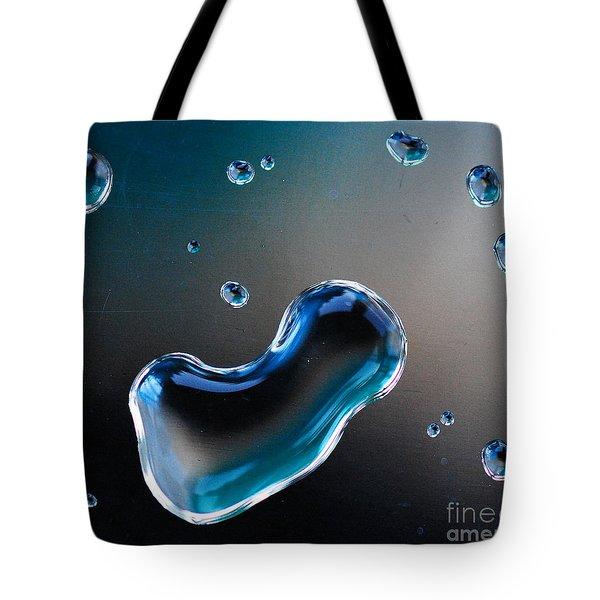 Waterdrops 1 Tote Bag