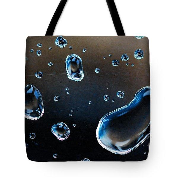 Waterdrops 2 Tote Bag