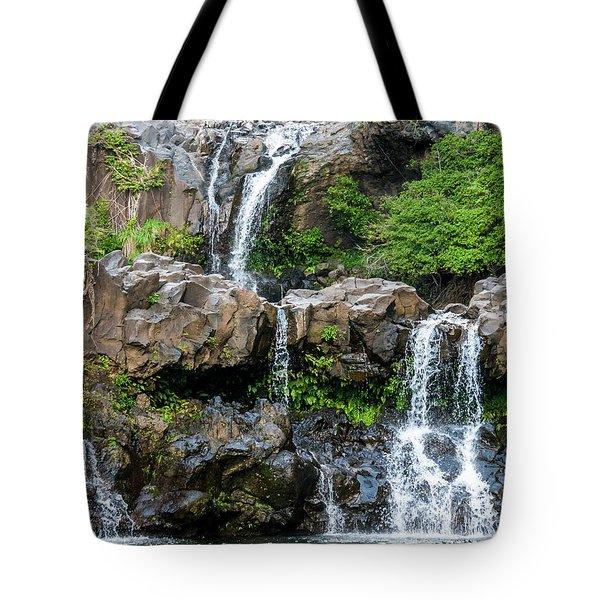 Waterfall Series Tote Bag