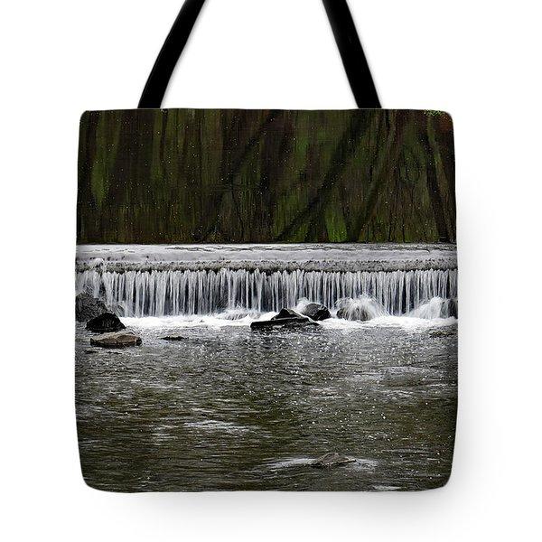 Waterfall 001 Tote Bag