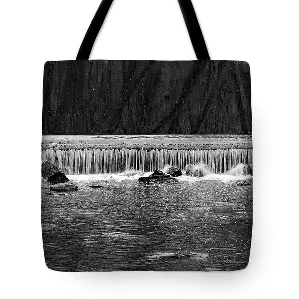 Waterfall 002  Tote Bag
