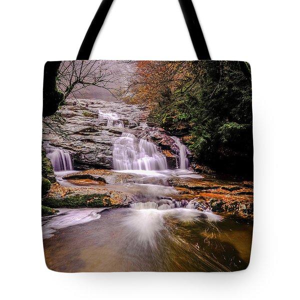 Waterfall-10 Tote Bag